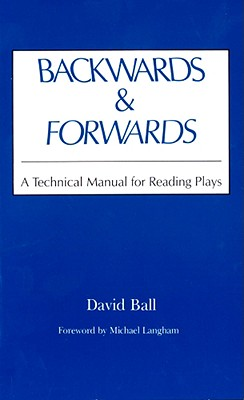 Backwards and Forwards By Ball, David